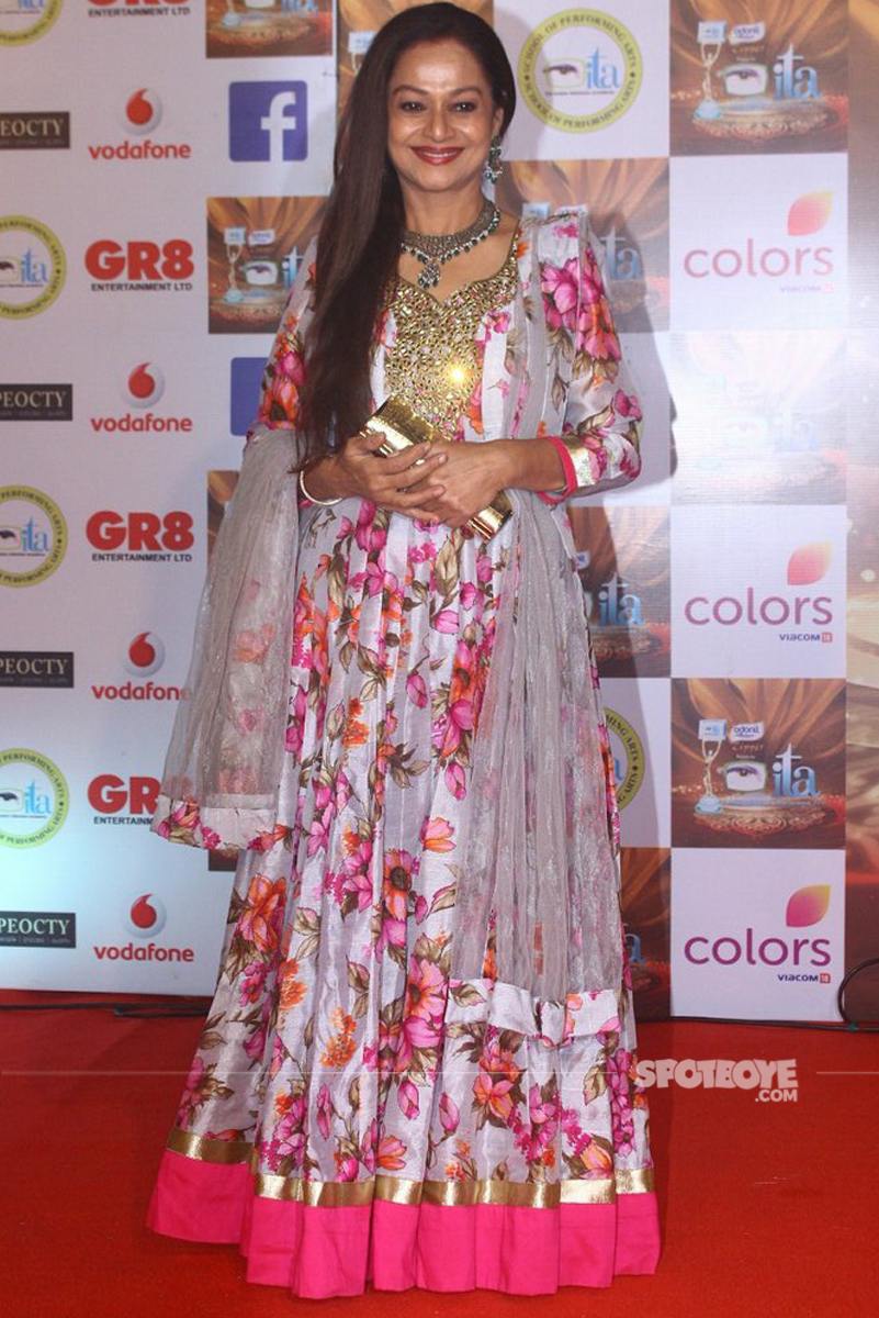 zarina wahab at the ita awards
