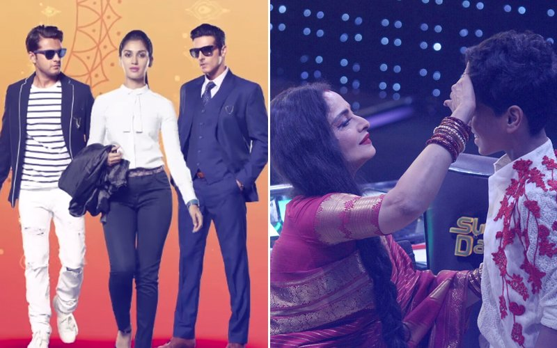 Zayed Khan-Vatsal Sheth's Haasil FAILS To Impress, Rekha Gives THRUST To Super Dancer 2