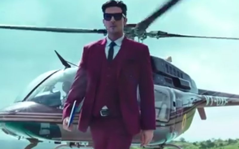 Check Out Zayed Khan's New Avatar In TV Show Haasil!