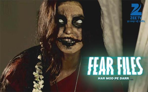 zee tv horror show fear files