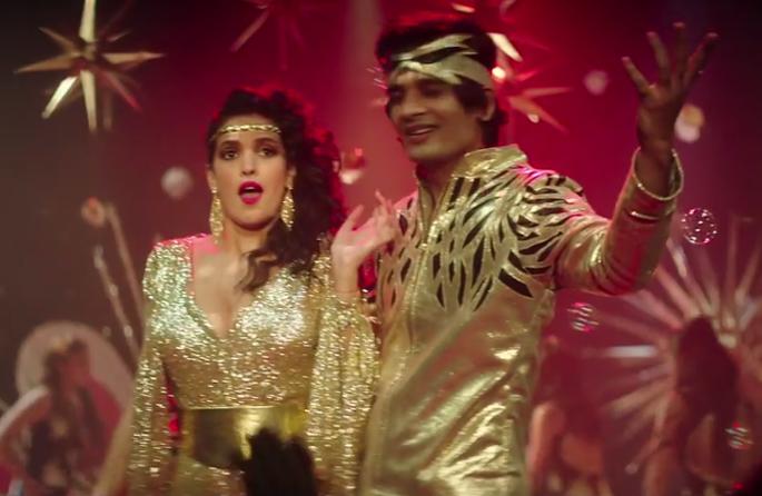 zindagi meri dance dance song