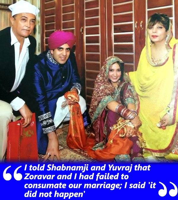 zoravar singh and akanksha sharma wedding