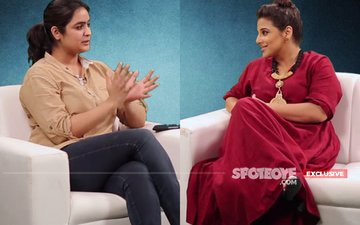 Vidya Balan: There Is A Violent And Abusive Streak In Me