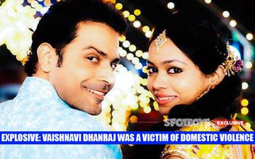 TV Actress Vaishnavi Dhanraj Says Her Husband Beat Her Up Until Her Leg Bled!