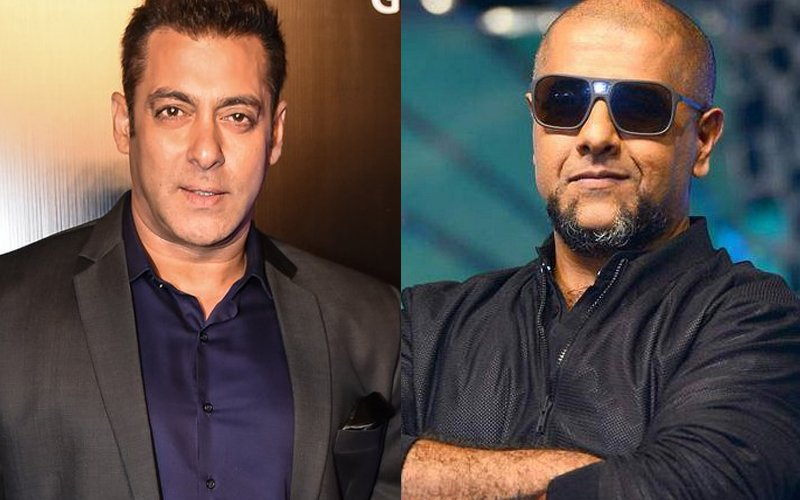 Salman Is The Easiest One To Work With: Vishal Dadlani