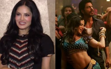 Sunny Leone On SRK: I Place Shah Rukh Above Any Pedestal