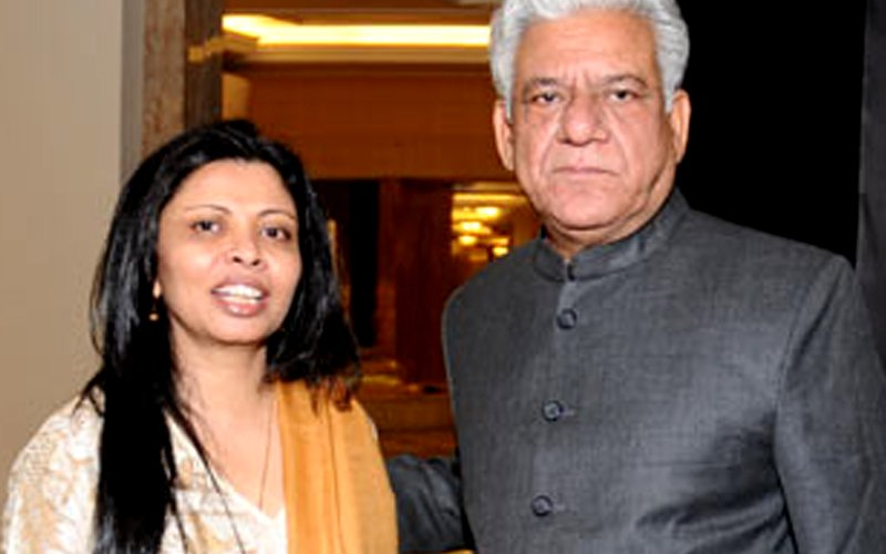 When Om Puri's Wife Nandita Got Aggressive & Abusive With Him (In Puri's Own Words)