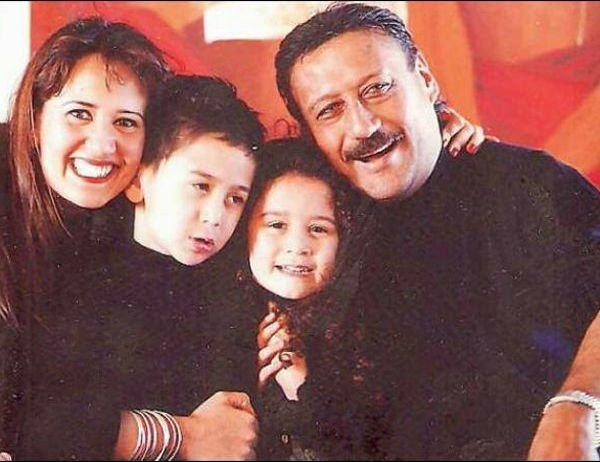 shroff family old picture