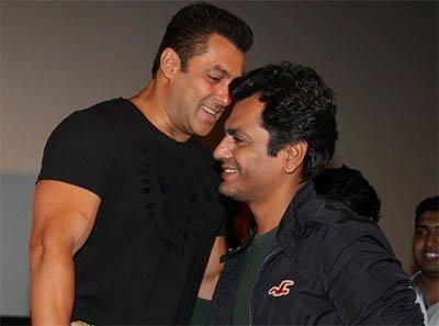 salman khan and nawaazduddin bajrangi bhaijaan promotions