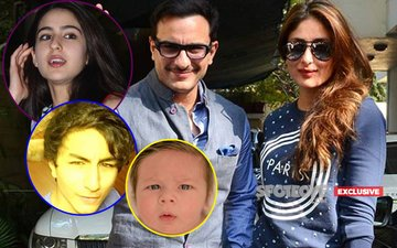 Kareena, Taimur, Sara, Ibrahim: Hear This Open Phone Conversation With Saif- Part 1