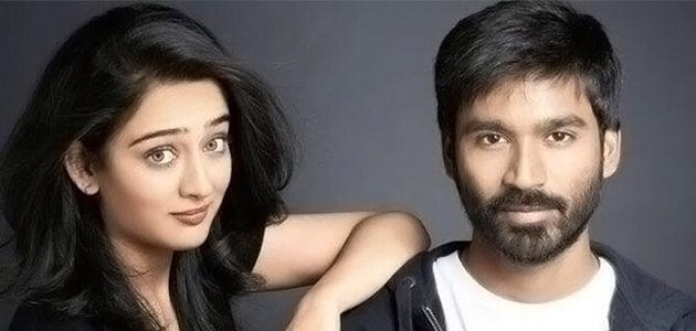 akshara with dhanush