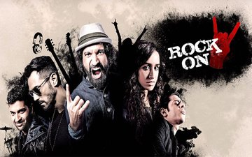 Rock On 2 – Film Review : Avoid Comparisions With The Earlier Rock On