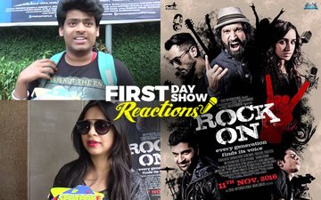 First Day First Show: Rock On 2 Gets A PATHETIC Opening. Blame It On The Rs 500 & Rs 1000 Notes' Ban?