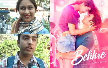 First Day First Show: Befikre Gets A Thumbs Down; Ranveer Singh Gets A Thumbs Up!