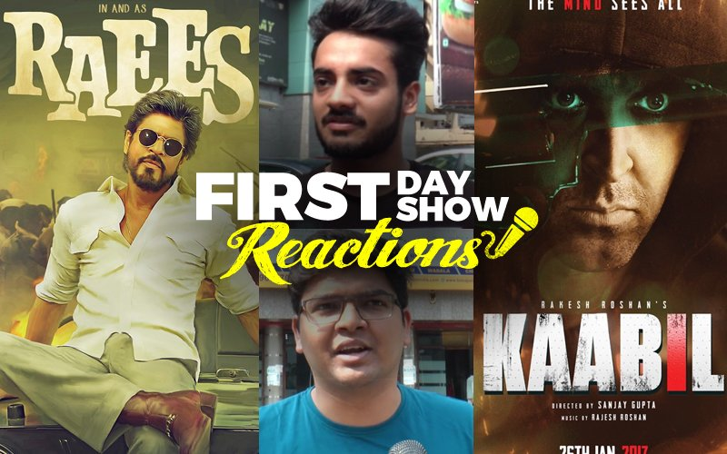 Raees Vs Kaabil First Day First Show: Find Out Who Is Leading