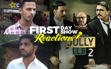 First Day First Show: Akshay Kumar's Jolly LLB 2 Off To A Good Start