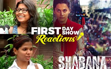First Day First Show: Taapsee Pannu's Naam Shabana Gets A Dull Opening
