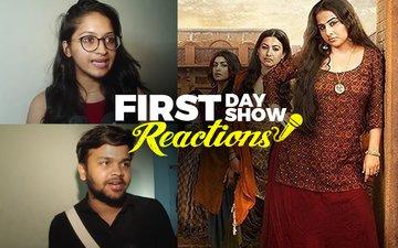 First Day First Show: No 'Jaan' In Vidya Balan's Begum Jaan