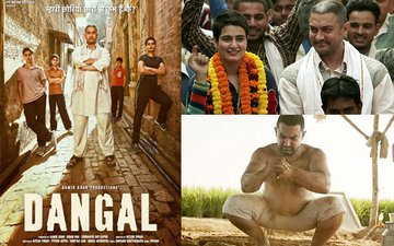 WEEKEND COLLECTION: Aamir Khan's Dangal Hits A Record Breaking Rs. 106.95 Cr In The First 3 Days!