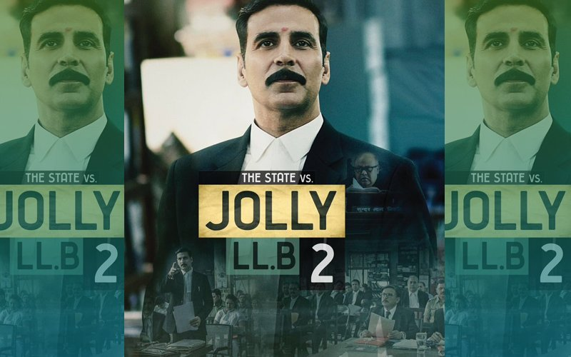 FIRST DAY COLLECTION: Jolly LLB 2 Gets A Jolly Good Start Of Rs 13.20 Cr At The Box-Office!