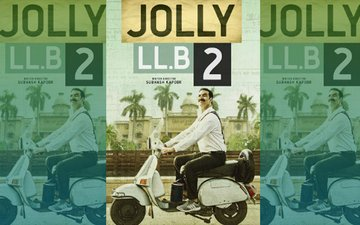 Jolly LLB 2 Takes A Massive Leap, Mints Rs 17.31 Cr On Day 2!