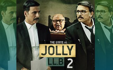 Jolly LLB 2 Is Unstoppable, Collects Rs 50.46 Cr In 3 Days!