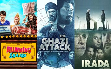 Running Shaadi, The Ghazi Attack, Irada Get A Bleak Start At The Box-Office!