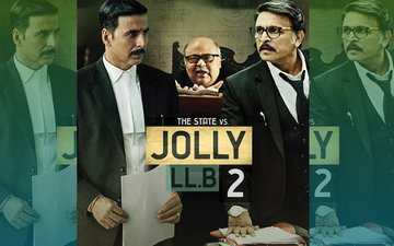 WOAH! Akshay Kumar's Jolly LLB 2 Enters The 100 Crore Club