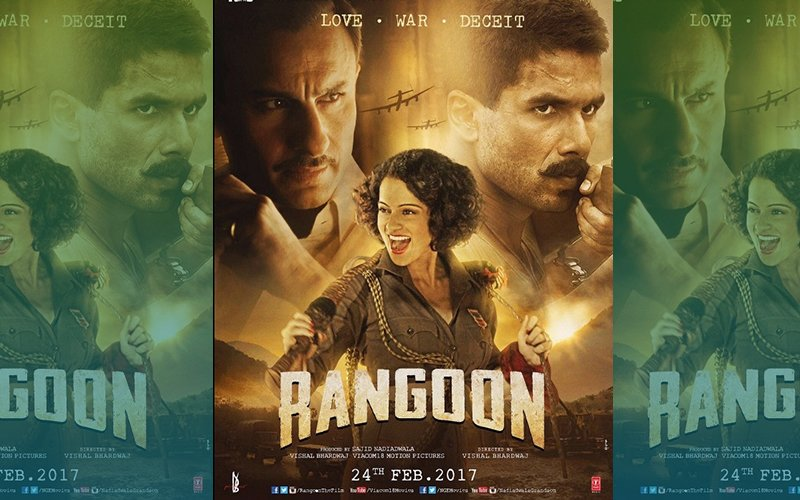 Rangoon Gets Off To A Dismal Start, Collects Rs 6.07 Crore On Day 1