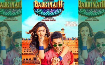 FIRST DAY COLLECTION: Badrinath Ki Dulhania Gets An Impressive Start, Makes Rs. 12.25 Cr On Day 1