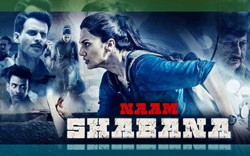 FIRST DAY COLLECTION: Taapsee Pannu's Naam Shabana Makes Rs 5.12 Cr At The Box-Office