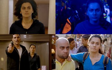 Taapsee Pannu's Naam Shabana Collects Rs 18.76 Crore Over First Weekend