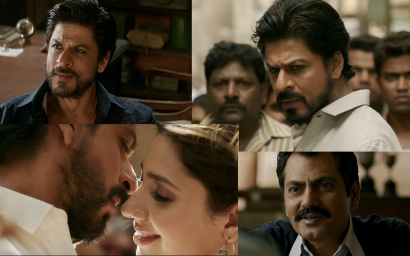 RAEES TRAILER OUT: Shah Rukh's New Smooth Criminal Avatar Will Stun You
