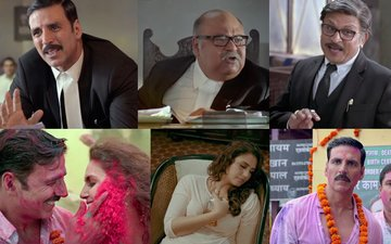 TRAILER: Akshay Kumar's Jolly Good Courtroom Drama In Jolly LLB 2!