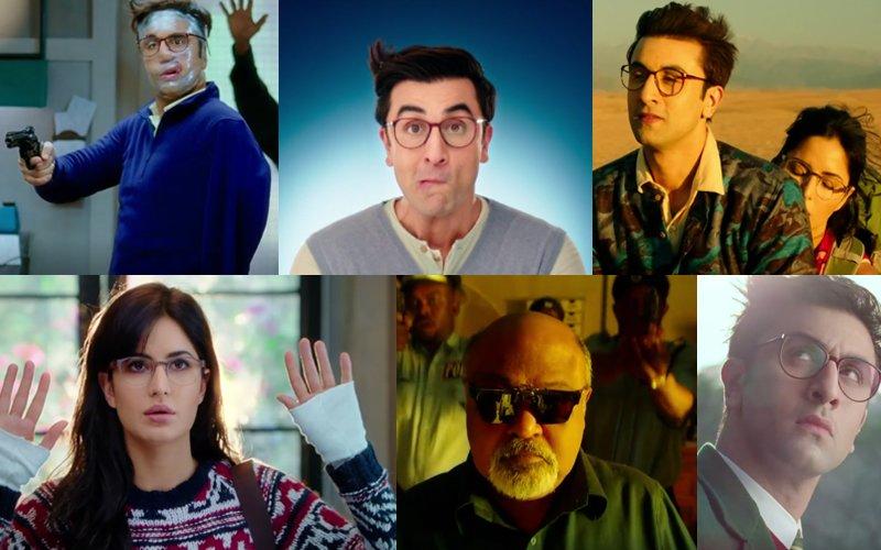 TRAILER: Ranbir Kapoor & Katrina Kaif's Jagga Jasoos Will Remind You Of Barfi
