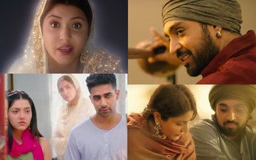 PHILLAURI TRAILER: Anushka & Diljit's 'Spirited' Love Story Is Magical!