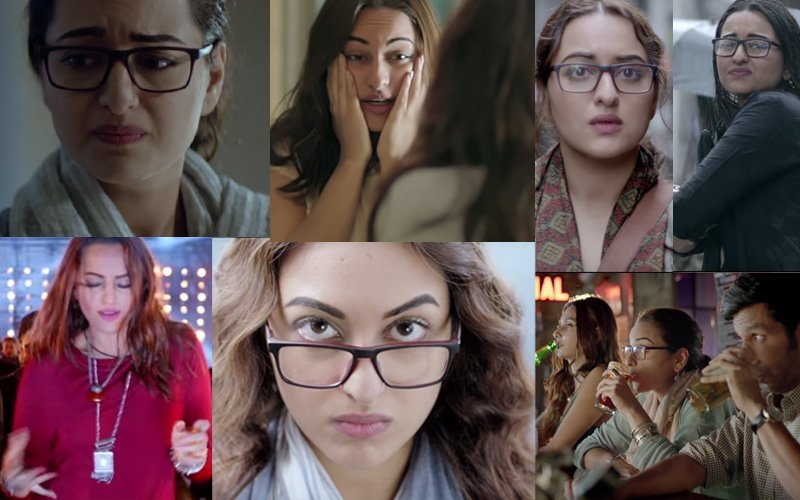 I Respect Journalists, Says Sonakshi Sinha At Noor Trailer Launch