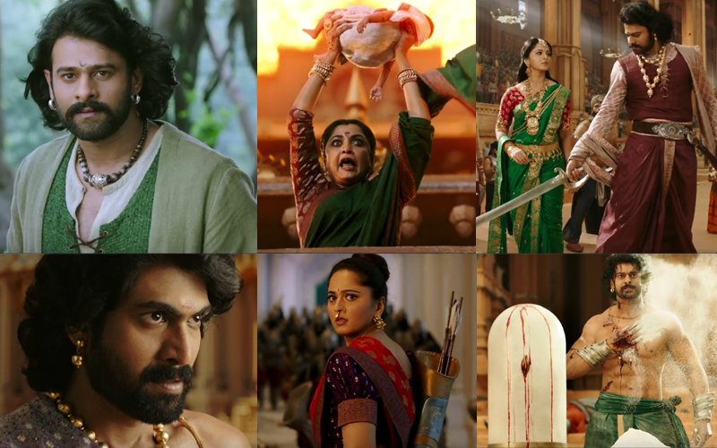Baahubali 2 Trailer: Prabhas, Rana Daggubati Are Slaying It In Rajamouli's Magnum Opus