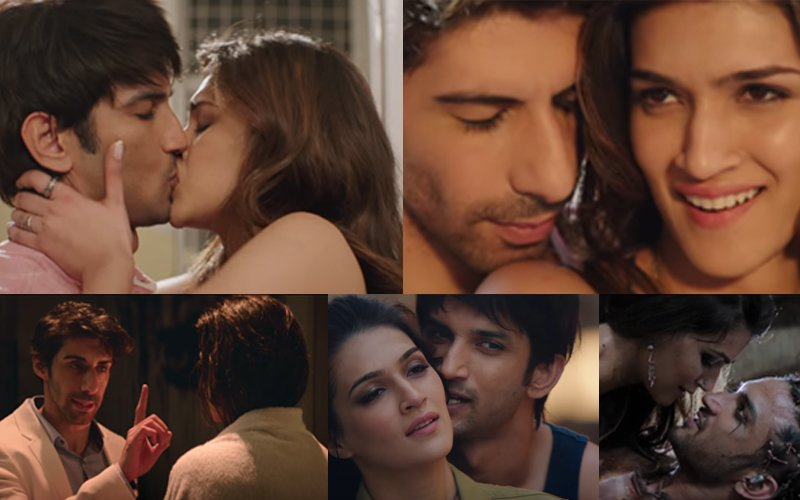 Raabta Trailer Out: Sushant Singh Rajput & Kriti Sanon's Reincarnation Love Story Keeps You Hooked