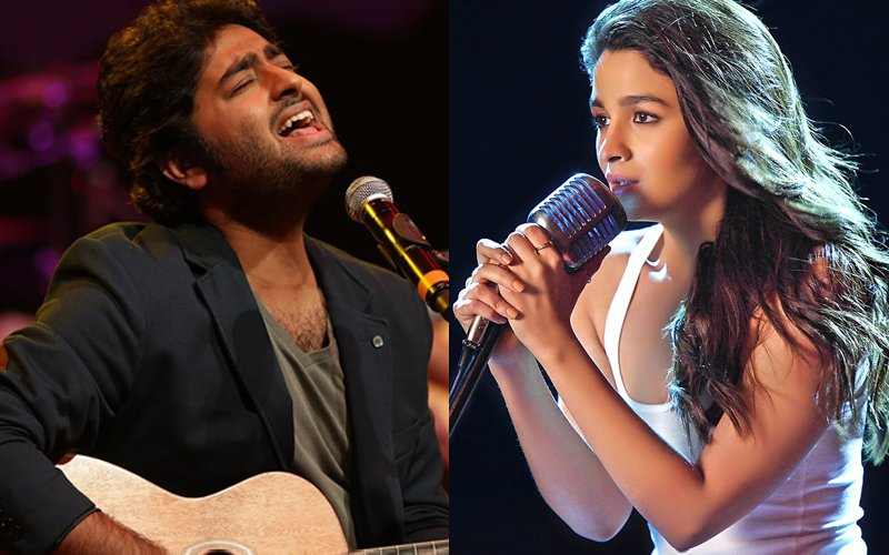 From Arijit Singh To Alia Bhatt, Here Are The Culprits Who Are Ruining Bollywood's Golden Melodies