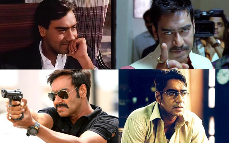 AJAY DEVGN'S 25 YEARS IN BOLLYWOOD: 10 Most Underrated Performances