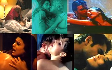 WATCH: 10 Bollywood Sex Scenes Where They Didn't Know How To Do It!