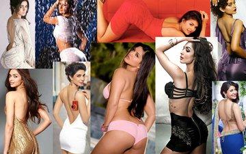 FLAUNTING BUTTS: Deepika, Anushka, Priyanka, Katrina, Kareena... They Do It In Style!