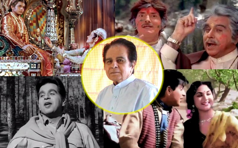 BIRTHDAY SPECIAL: Here Is A Musical Retrospective Of Bollywood Icon Dilip Kumar's Career