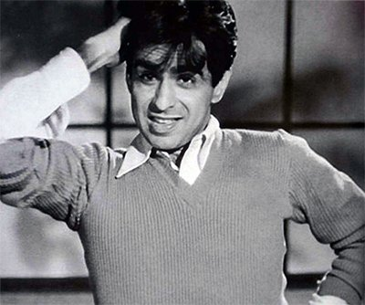 dilip kumar in his younger days