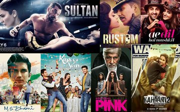 LOOKING BACK: 10 Best Bollywood Films Of 2016