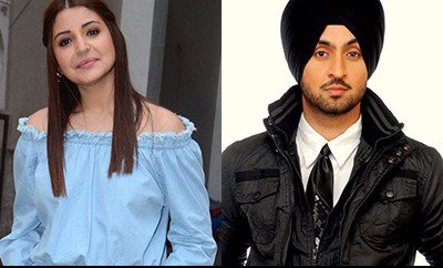 anushka sharma and diljit dosanjh to be paired opposite eachother in phillauri