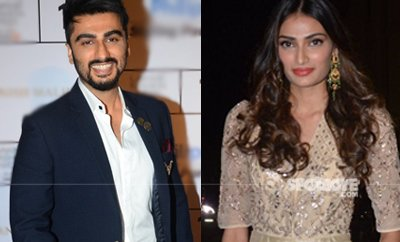 arjun kapoor and athiya shetty to be paired opposite eachother in mubarakan