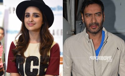 parineeti chopra nad ajay devgn in golmaal 4