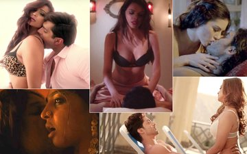 Sex Scenes, Woman On Top: Bollywood's 10 Titillating Videos